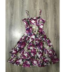 Divna sarena haljina vel.36