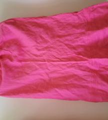 H&M nova lanena suknja