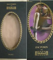 Zac Posen for Wolford nove čarape, original