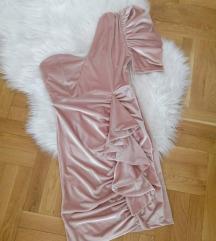 Bebi roze haljinica