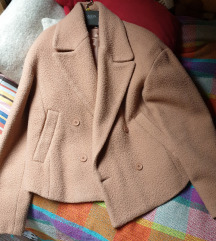 H&M vuneni kratki kaput