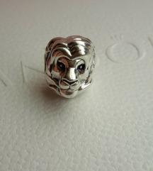 Pandora Simba Lion srebro s925