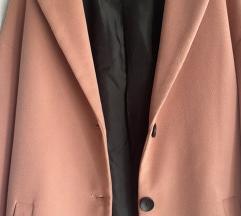 Roze kaput xs
