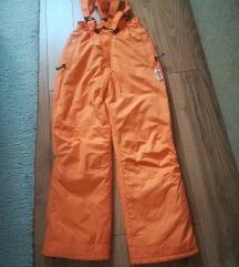 Snoxx ski pantalone na tregere 164