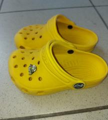 Crocs papuce/sandale C 8 9, ug 16cm (br 25/26)