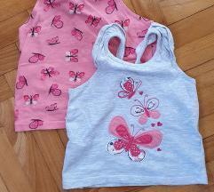 Komplet majice za devojcice