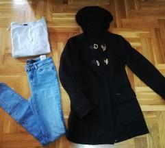 Zara kaput, Farmerice Vero moda i bluza