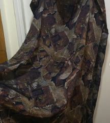 Vintage materijal za  draperiju