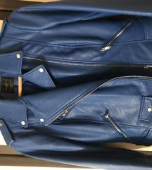 Zara jakna plava