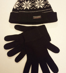 Thinsulate termo kapa i rukavice vel. L
