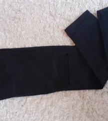 M.Sara crne pantalone