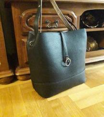 Orsay 2u1 crna cvrsta torba NOVA