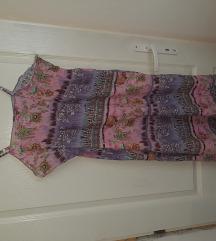 Letnja haljina na brtele