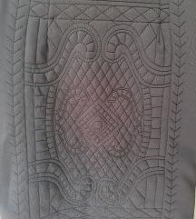 Siva suknja S