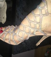 Roze sandale
