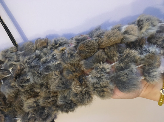 Sal od prirodnog krzna zeca