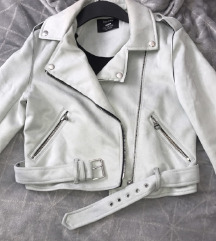 Svetlo plava jakna S