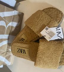 Zara papuce med 40