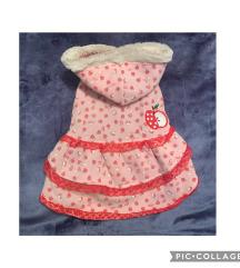 Rezervisano Lovable Dog, zimska haljina