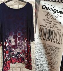 NOVA Desigual majica/tunika, original M/L