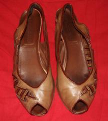 Sandalice 39 sa malom, uskom štikom