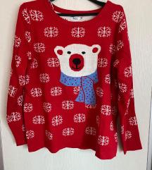 BPC crveni džemper