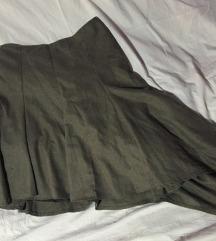 Asimetrična TopShop suknja