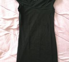 Crna basic H&M haljina
