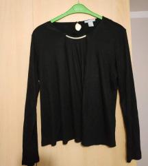 Crna H&M majica