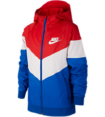 Nike šuškava jakna vel.137/147 ili M