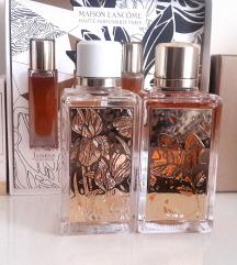 lancome-parfait de roses,iris dragee-dek