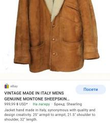 Vintage bunda