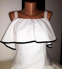 Click Fashion haljina sa karnerom