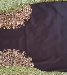 Top haljina sa 3D cirkonima SNIZENO