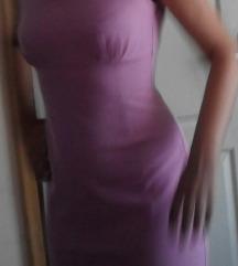 Divna roze haljina 36/38 Novo!