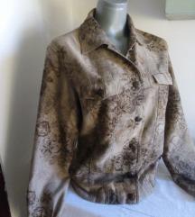 Braon cvetna jaknica M