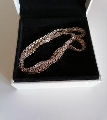 Srebrena ogrlica (kajla)