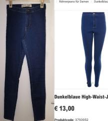 Primark skinny high waist farmerke