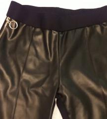 Pantalone-helanke kozne novo!