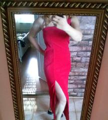 Haljina crvena 38