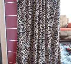 Zara 7/4 plisirane suknja pantalone