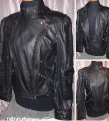 Zara kožna jaknica