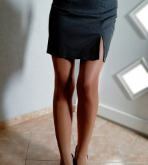 Jesenja suknja 🖤rasprodaja