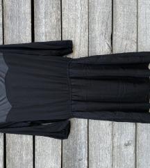 ORSAY crna elegantna haljina