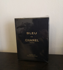 Chanel Blue Parfum 2018 100ml