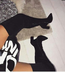 Cizme iznad kolena