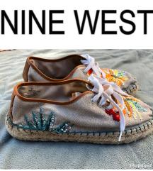 %Nine West espadrile%