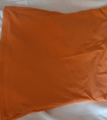Narandzasta top majica