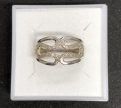 Srebrni prsten 925 NOVO!SNIZENO(1360din)