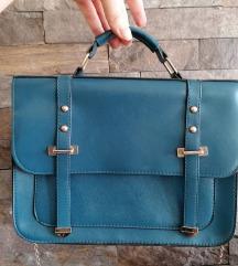 Plava torba sa 2 lica💙AKCIJA 500 din💙